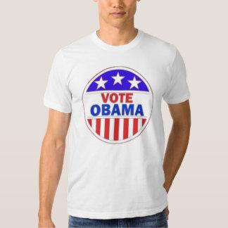 Vote Obama T-shirts