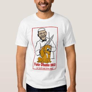 Vote Obama Tee Shirts