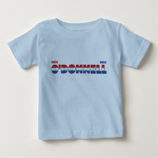 Vote O'Donnell 2010 Elections Red White and Blue T Shirts