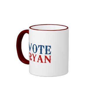 VOTE PAUL RYAN 2012 MUG