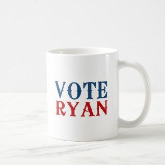 VOTE PAUL RYAN 2012 MUGS