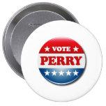 VOTE PERRY BADGE