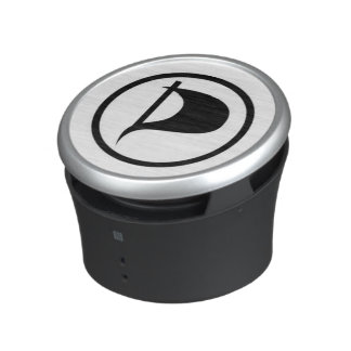 Vote Pirate Party Bluetooth Speaker