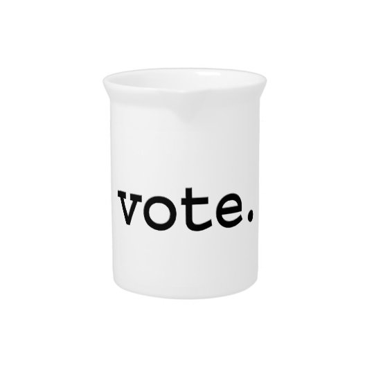 vote. pitcher