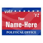 VOTE - Political Campaign