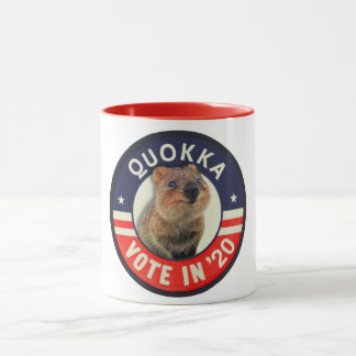 Vote Quokka in 2020 Mug