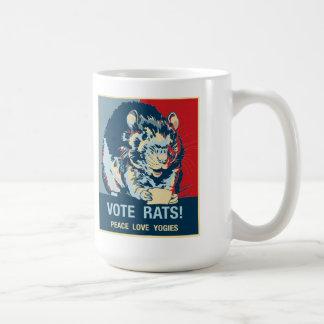 Vote Rats! Mug