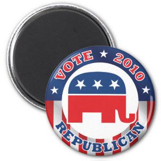 Vote Republican 2010 Magnet