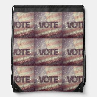 Vote Republican 2016 Drawstring Bag