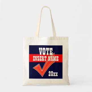 Vote Republican Budget Tote Bag