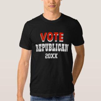 Vote Republican elections anti democratic Tshirt