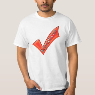 Vote Republican party President CUSTOMIZE T-Shirt