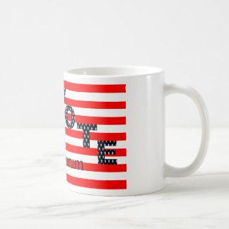 Vote Rick Santorum for President 2016 Basic White Mug