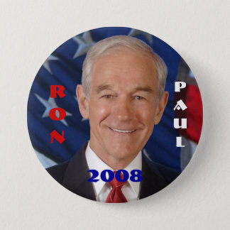 VOTE Ron Paul 2008 Button