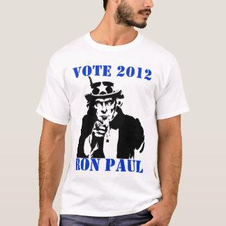 VOTE RON PAUL 2012 T-Shirt