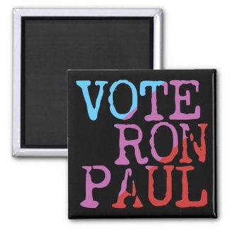 Vote Ron Paul for President Fridge Magnets