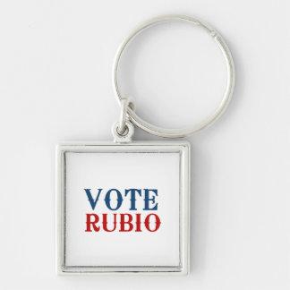 VOTE RUBIO 2012 KEYCHAIN