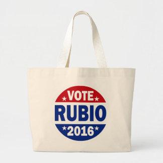 Vote Rubio 2016 Tote Bags