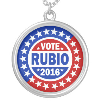 Vote Rubio 2016 Pendants