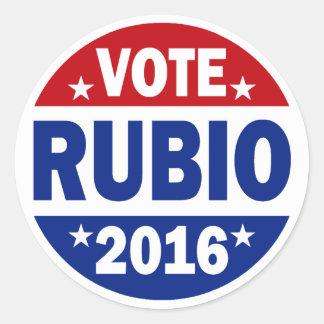 Vote Rubio 2016 Stickers