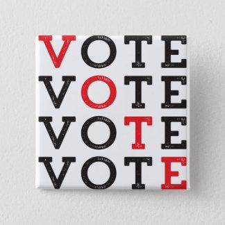VOTE - Square button