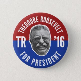 Vote Teddy 6 Cm Round Badge