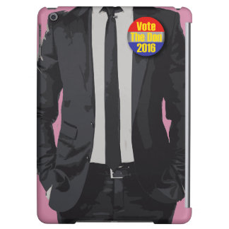 """""""Vote The Don"""" 2016 iPad Air PINK cover"""
