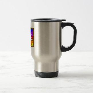 Vote the rainbow coffee mugs