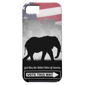 Vote This Way iPhone 5 Case