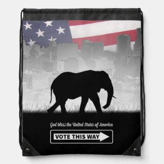 Vote This Way Rucksacks