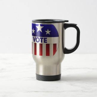 Vote to be counted coffee mugs