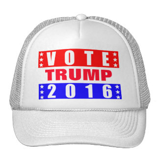 Vote Trump 2016 Presidential Election Cap
