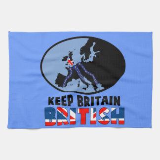 Vote UKIP Tea Towel