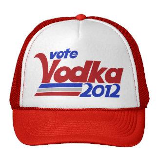 Vote Vodka Cap
