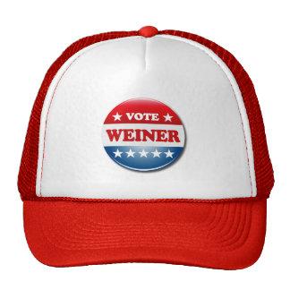 VOTE WEINER HAT