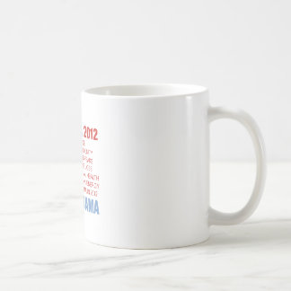 Vote yes for Obama Coffee Mugs