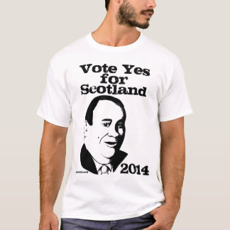 Vote Yes for Scotland 2014 T-Shirt