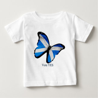 Vote Yes for Scottish Independence Baby T-Shirt