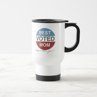 Voted Best Mom Again This Year T-shirts and Gifts Coffee Mug