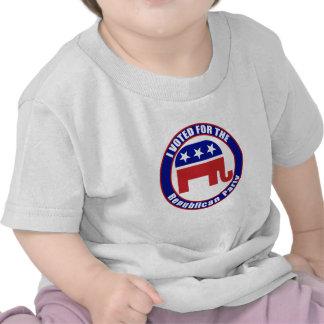 Voted Republican Original Shirt
