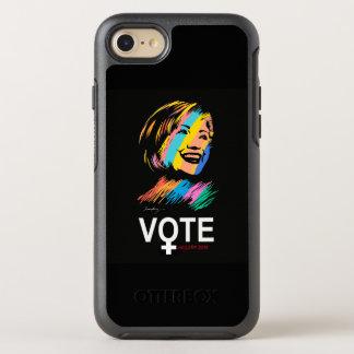 voteHILLARY2016 OtterBox Symmetry iPhone 7 Case