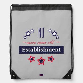 Voters SAY NO to the Establishment Elite Rucksack