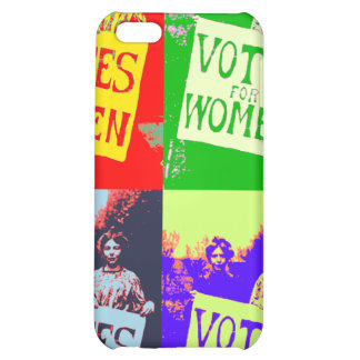 Votes for Women case iPhone 5C Cover