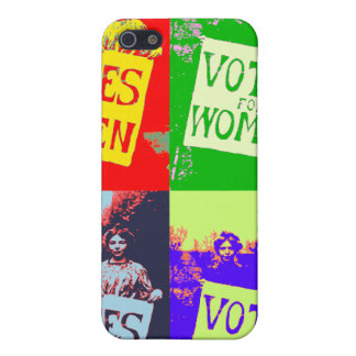 Votes for Women case iPhone 5 Cases