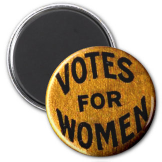 Votes for Women - Magnet