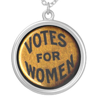Votes for Women - Necklace