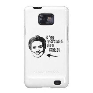 Voting for her Faded.png Samsung Galaxy S2 Cases