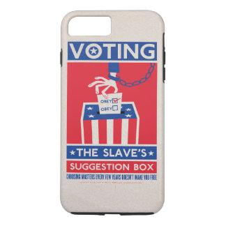 Voting The Slave's Suggestion Box Phone Case