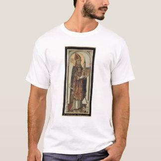 Votive Panel Depicting St. Ansgar, 1457 T-Shirt