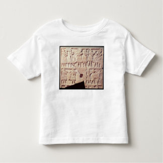 Votive plaque depicting an offering scene toddler T-Shirt